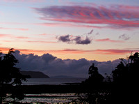 Evening at Broadford, Isle of Skye