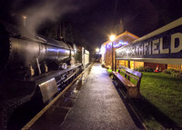 West Somerset Carol Train 2015