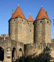 24 hours in Carcassone